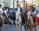 Desfile Farroupilha acontece nesta quarta-feira em Osório
