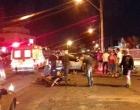 Acidente envolvendo moto deixa dois feridos em Tramandaí