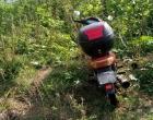 Osório: moto furtada na madrugada é localizada em matagal