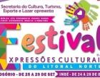 Osório terá Festival das expressões culturais do Litoral Norte