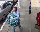 Polícia divulga imagens de suspeitos de assaltarem joalheria e ótica em Osório