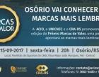 Osório terá prêmio inédito no município: marcas de valor