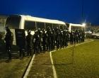 Semiaberto da Penitenciária de Osório passa por revista geral