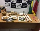 Polícia estoura depósito de drogas e apreende até explosivos no Litoral Norte