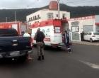 Criança em garupa de bicicleta fica ferida em acidente em Osório