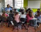 Crianças e adolescentes participam de oficina de Culinária e técnicas Domésticas em Osório