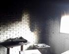 Fogo atinge Hotel Samburá em Imbé