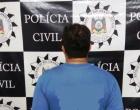 Homicida condenado a mais de 30 anos de prisão é preso em Quintão