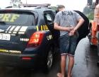 Caminhoneiro é preso por embriaguez na Freeway