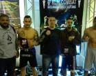 Atletas de Tramandaí são destaques no kickboxing