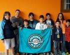 Natação de Osório participa da 18ª Travessia Internacional de Bombinhas