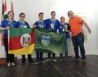 Alunos e professores da escola Rural de Osório são premiados na II Feira Brasileira de Iniciação Científica