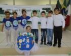 EMEF Ângelo Guasseli apresenta esquete teatral sobre cuidados com meio ambiente em Osório