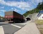 Túneis da BR-101 no Litoral Norte poderão ser fechados por falta de dinheiro