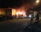 Incêndio atinge depósito do Detran em Capão da Canoa
