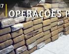 Operação da Polícia Federal combate o tráfico de drogas no RS