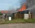 Incêndio consome residência em Tramandaí