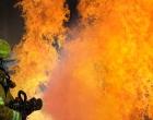 Incêndio atinge residência em Osório