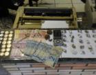 BM apreende drogas e fuzil em residência de Tramandaí