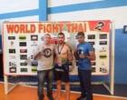Atletas de Tramandaí fazem bonito em competição de Kickboxing