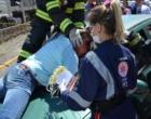 2º Simulado de Urgência e Emergência da UNICNEC e Marquês ocorreu em Osório