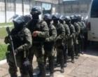 Agentes penitenciários realizam revista geral na Modulada de Osório