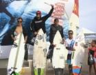 Pedrinha rouba a cena no Circuito Municipal de Surf de Imbé