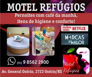 Motel Refúgios - 15/03/2015