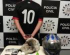 Investigados por assaltos e homicídios são presos em Osório