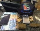 Homem é preso vendendo drogas na rodoviária de Tramandaí