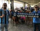 Até Abu Dhabi nós iremos: gremistas de Osório embarcam para o mundial