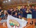 Conhecidos os campeões no municipal de Futsal de Osório