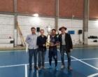 PSG/Pizzaria Gustti é a grande Campeã da Taça Comércio em Terra de Areia
