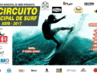 Etapa final do Circuito Municipal de Surf de Imbé será dia 23
