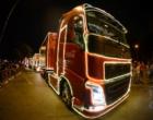 Caravana de Natal Coca-Cola chega ao Litoral Norte neste domingo