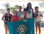 Natação de Osório conquista diversos pódios em competição em Torres