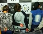 Três mulheres são presas por tráfico de drogas em Mostardas