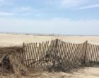 Contenção das dunas sofre novo ato de vandalismo em Imbé