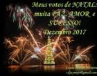 Votos de ano novo - Jayme José de Oliveira