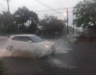 Chuva se afasta após causar transtornos no Litoral Norte