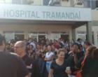 Trabalhadores do hospital de Tramandaí na luta contra os salários atrasados