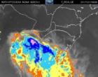 Defesa Civil alerta para tempestade e ventos fortes neste domingo