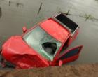 Colisão entre carro e ônibus deixa um ferido em Osório
