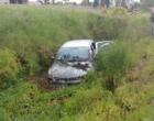 Motorista em veículo roubado perde controle do automóvel e é preso na ERS-040