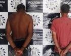 Presa dupla que roubou celular de mulher em Tramandaí