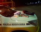 Trio é flagrado com maconha, crack e cocaína em Capivari do Sul