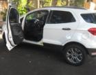 Homem é preso com carro roubado e clonado em Osório