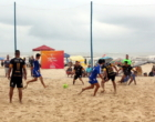 Começou o campeonato Praiano de Beach Soccer em Torres