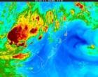 Inmet alerta para risco de temporal neste domingo no Litoral Gaúcho