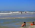 Lagoa dos Barros volta a ficar própria para banho